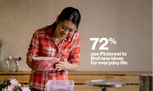 Pinterest Releases New Research into How Pinners Use the Platform to Plan for Purchases