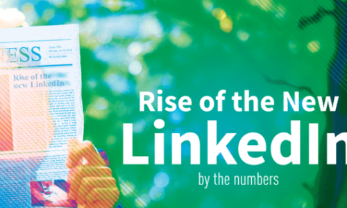 The Rise of the New LinkedIn (by The Numbers)
